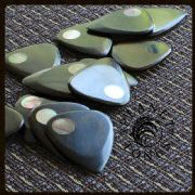 Planet Tones - Black Shell - 4 Picks | Timber Tones